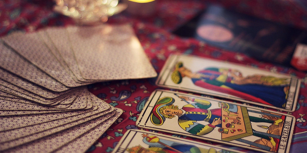 Introduction to the Tarot with Lisa Campion