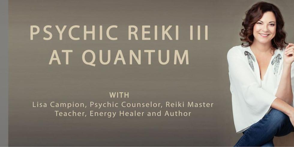 Reiki III Master Level Training with Lisa Campion (1)