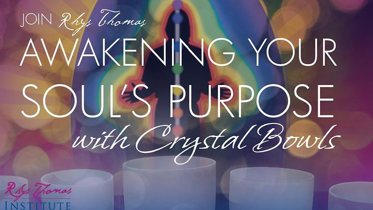 Awakening Your Soul's Purpose with Rhys Thomas