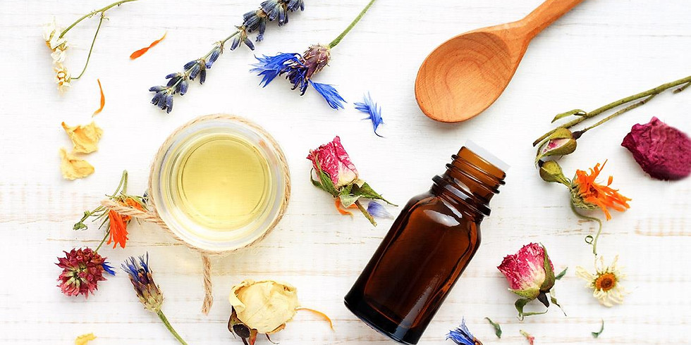 Potions: A Fusion of Aromatherapy and Flower Essences