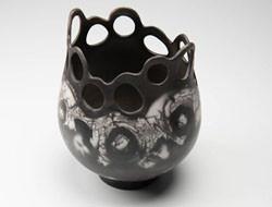 Conoite Porcelain Raku