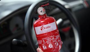 Uso do extintor em automóveis passa a ser optativo no País