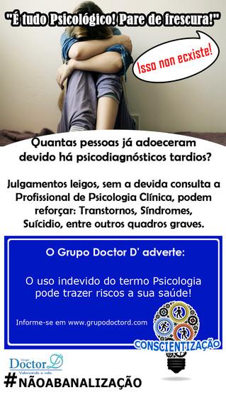 Conscientização Psicológica