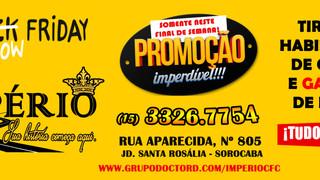 Yellow Friday Império CFC