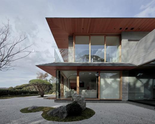 Kamakura home by CUBO
