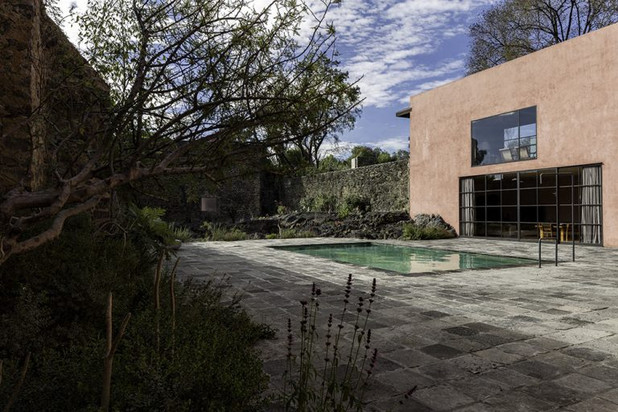Casa del pedregal Luis Barragán