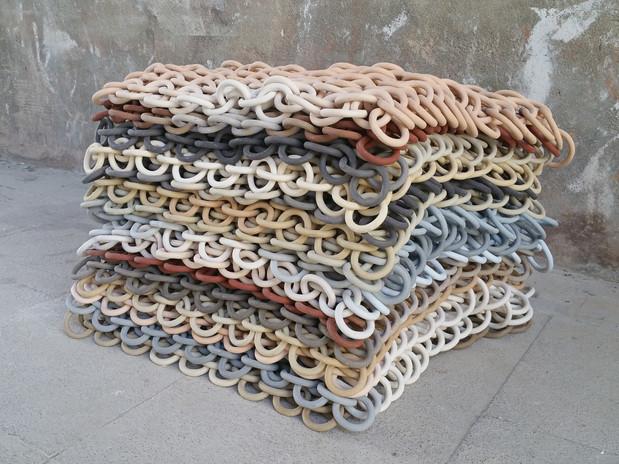 Las cadenas son cerámicas