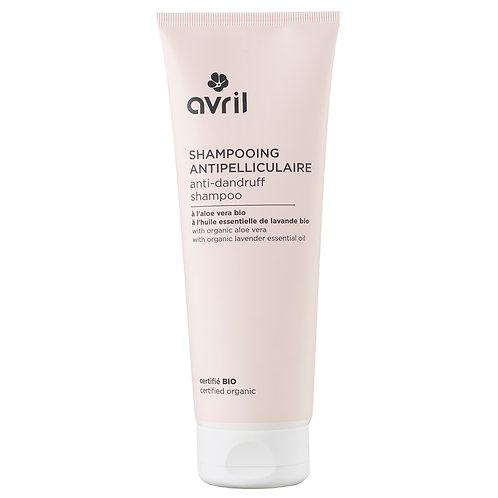 Shampooing Antipelliculaire - Certifié Bio
