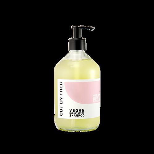 Vegan hydration shampoo