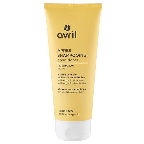Repairing After-shampoo - Certified organic