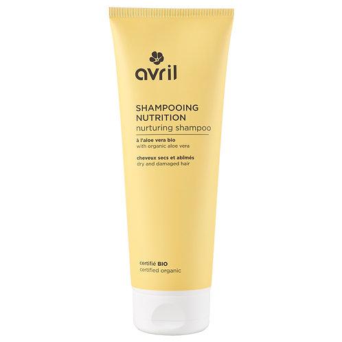 Nutrition Shampoo - Certified organic