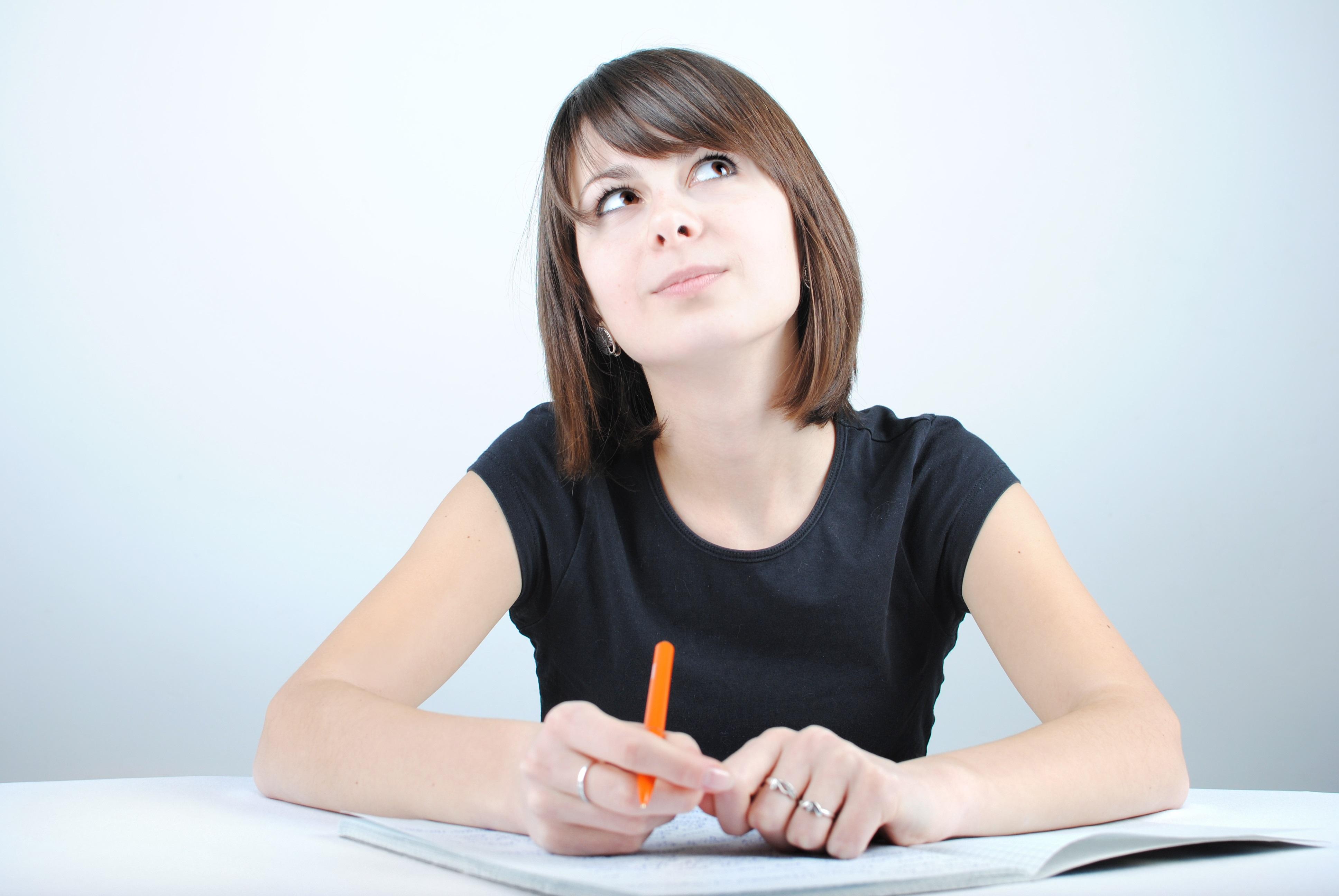 Задумчивый студент картинки