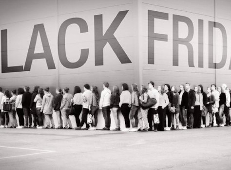 Why Real Estate is Like Black Friday Shopping