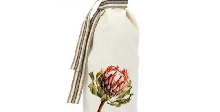 King Protea Wine Gift Bag