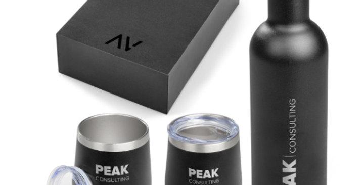 Premium Drinkware Set in Gift Box