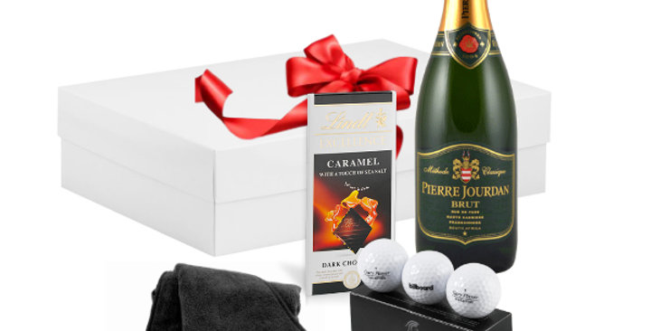 Golfers Bubbly Delight Hamper