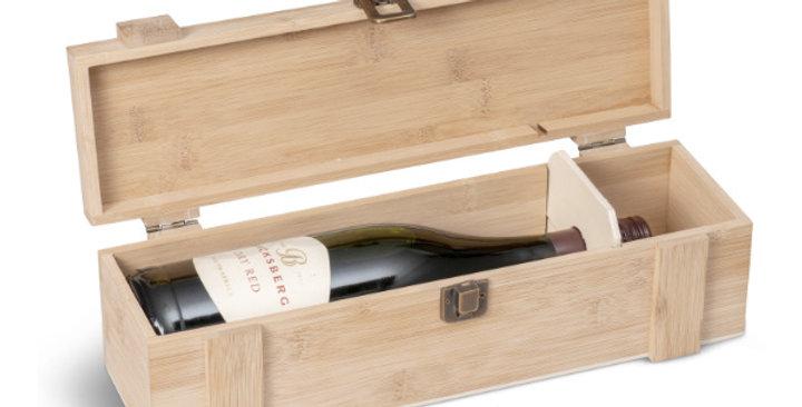 Decero Single Bottle 750ml Wine Box