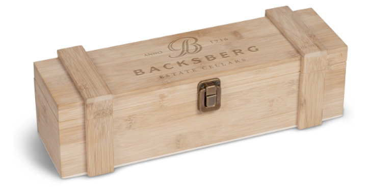 Decero Wine Box incl. Laser Engraving