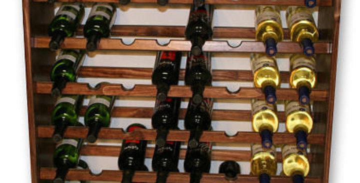 48 Bottle Standing Wine Rack