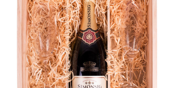 The Perfect Bubbly Gift Hamper