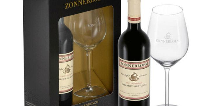 Zonnebloem and Glass Gift