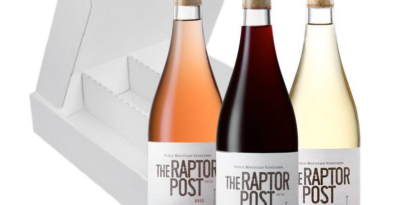 Raptor Post Box Set