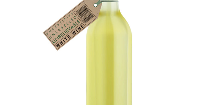 Unlabelled White Wine - Case of 6