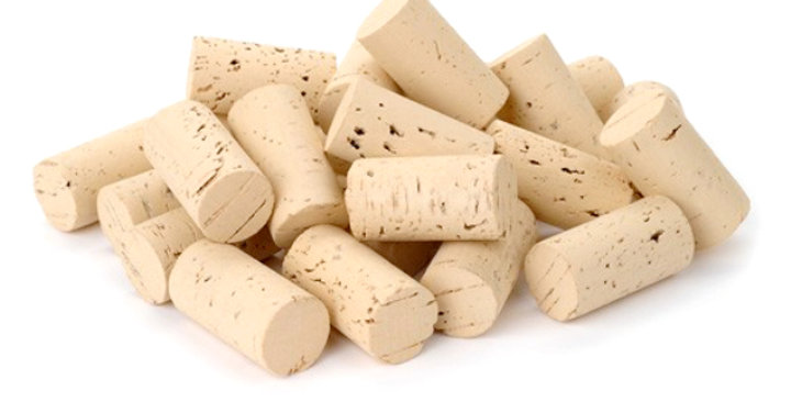Unprinted Corks - Bag of 200