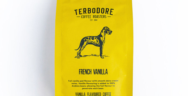 Terbodore French Vanilla Filter Coffee
