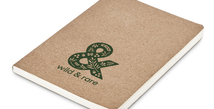 Okiyo Sodan A5 Cork Notebook - Incl. Personalization