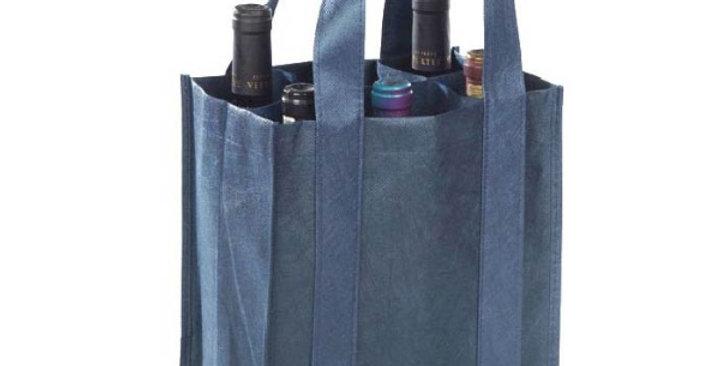 Wine Shopper Bag