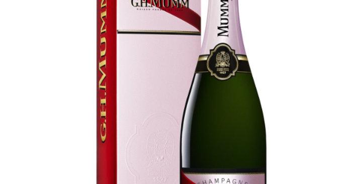 GH Mumm Brut Rose Champagne