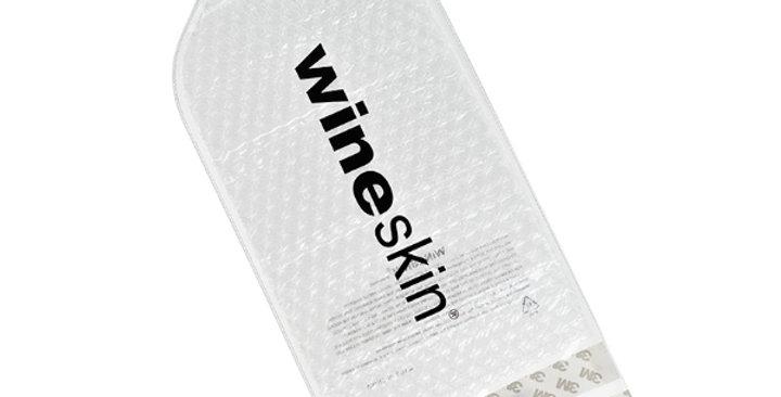 Wine Skin - Protective Packaging