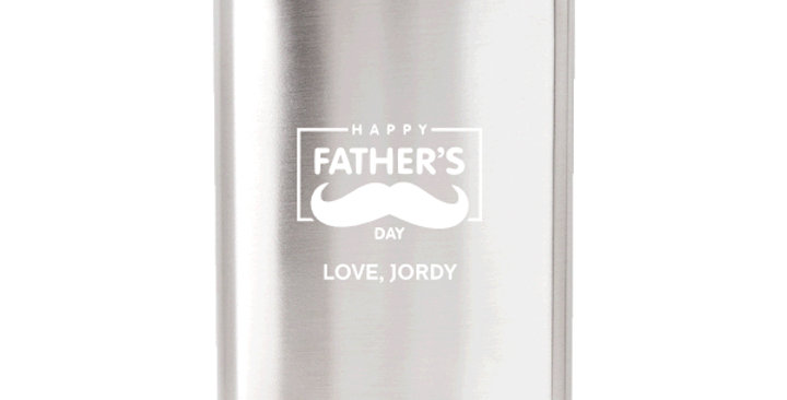 Hip Flask with Custom Engraving
