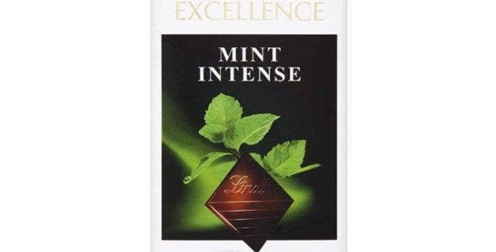 Lindt Excellence Mint Intense