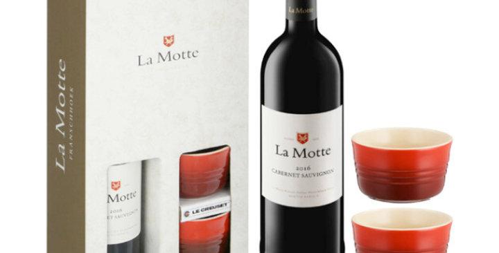La Motte and Le Creuset Gift Set