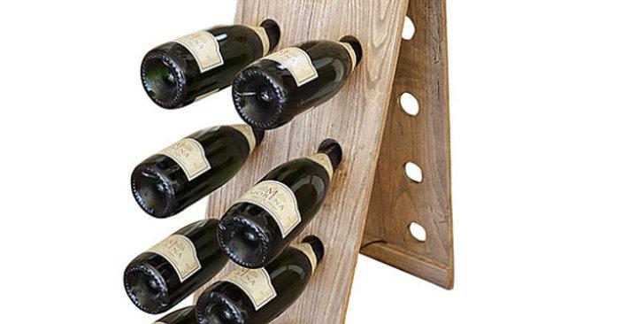 16 Bottle Champagne Riddling Rack