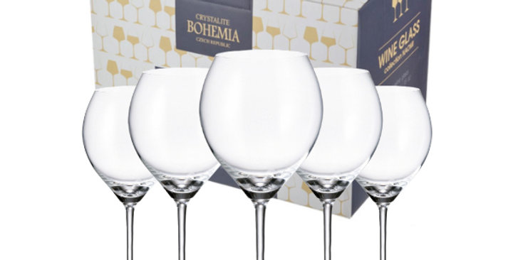 Carduelis 390ml Wine Glass (6 Pack)