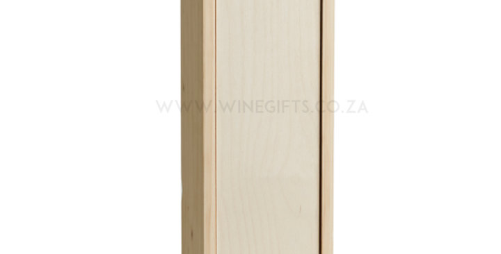 Printing - Single Bottle Wooden Box (One Colour)