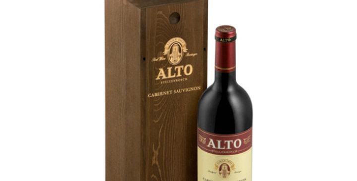 Alto Cabernet Sauvignon in Wooden Box