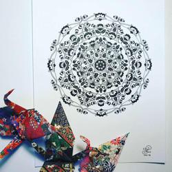 November 2018 Mandala