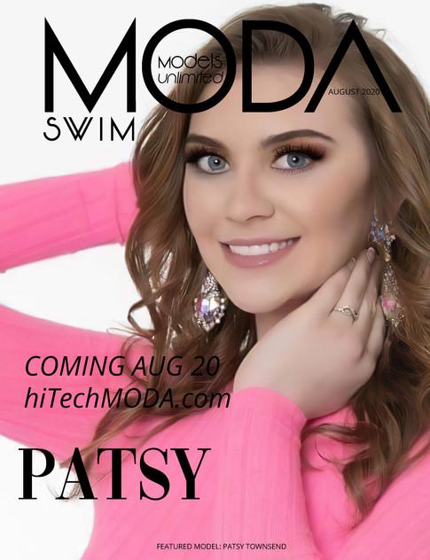 Moda Model Patsy