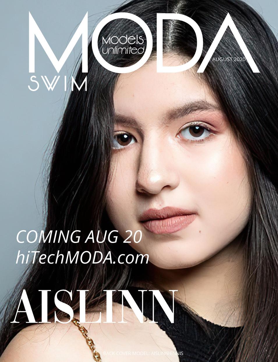 Moda Model Aislinn