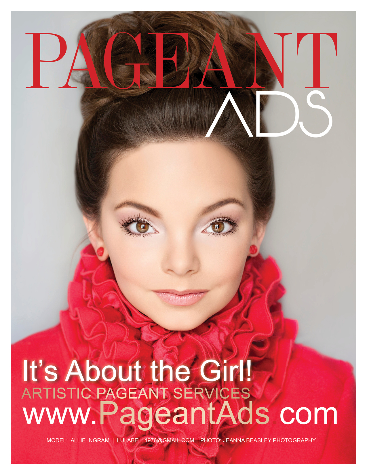 PageantAds Graphic Design
