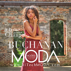MODA MODEL Buchanan Wiley