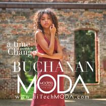 MODA MODEL Buchanan Wiley