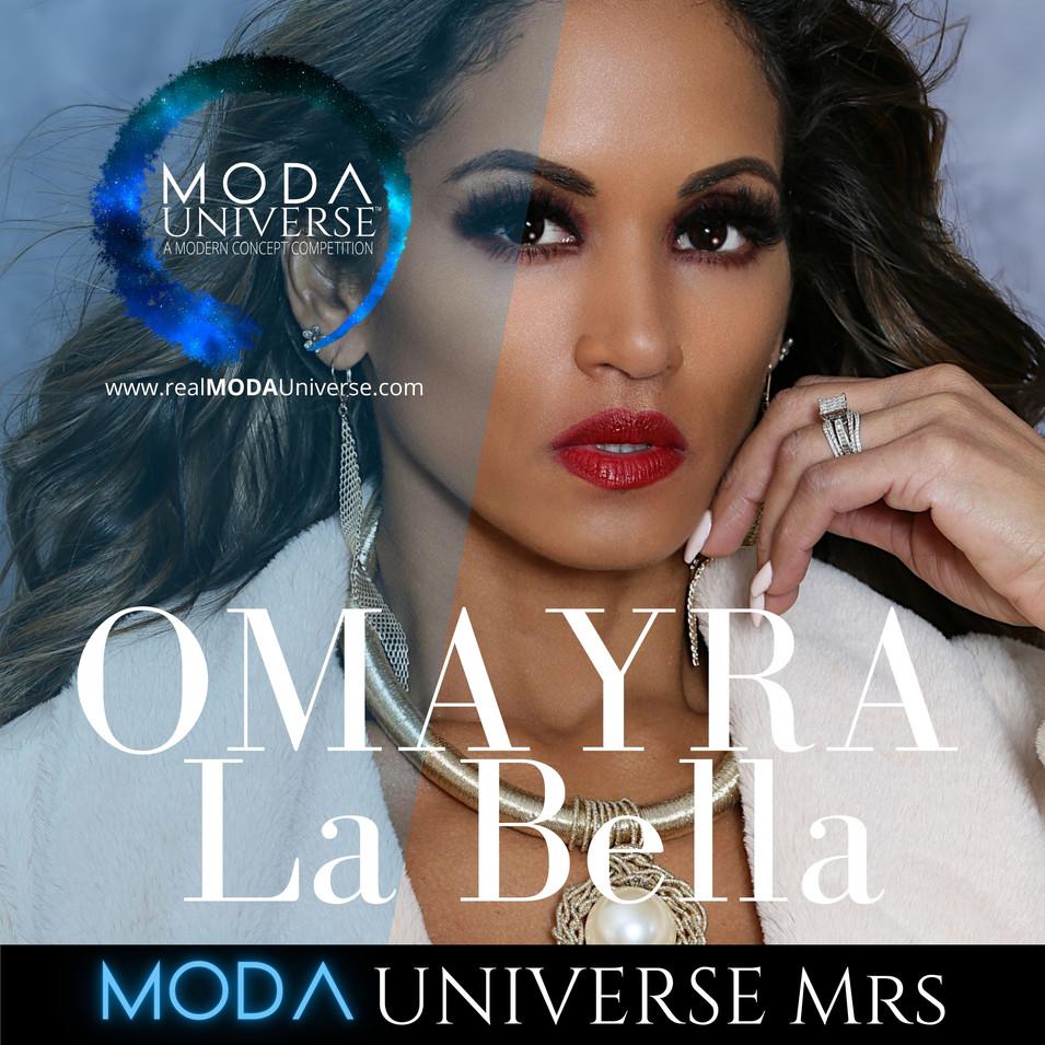 Omayra La Bella (Mrs)