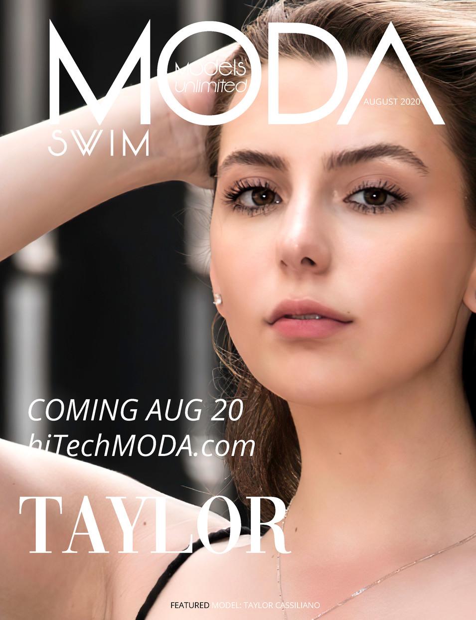 Moda Models Taylor