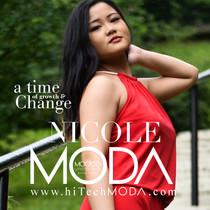 MODA MODEL Nicole Aguirre