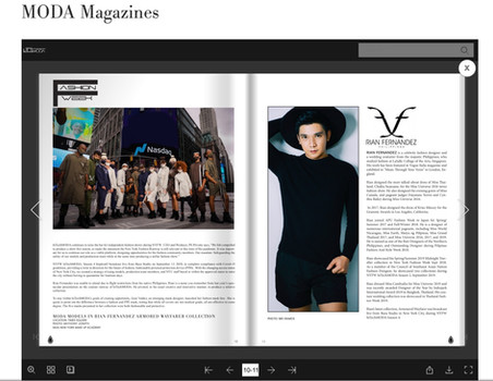 The Industry Magazine - NYFW hiTechMODA Season 4